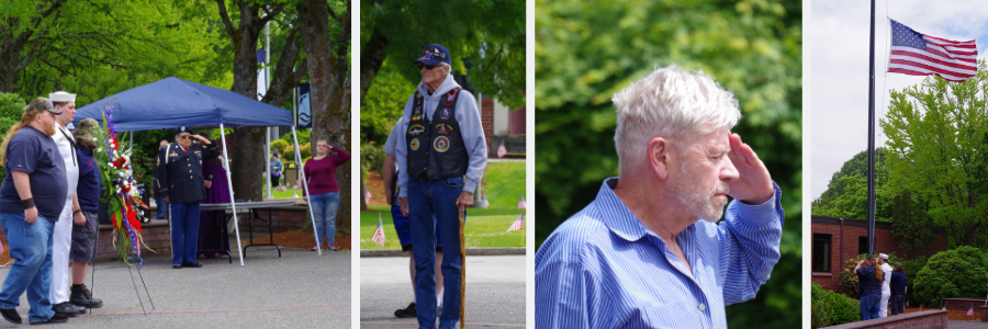 Memorial Day 2019 Photo Collage